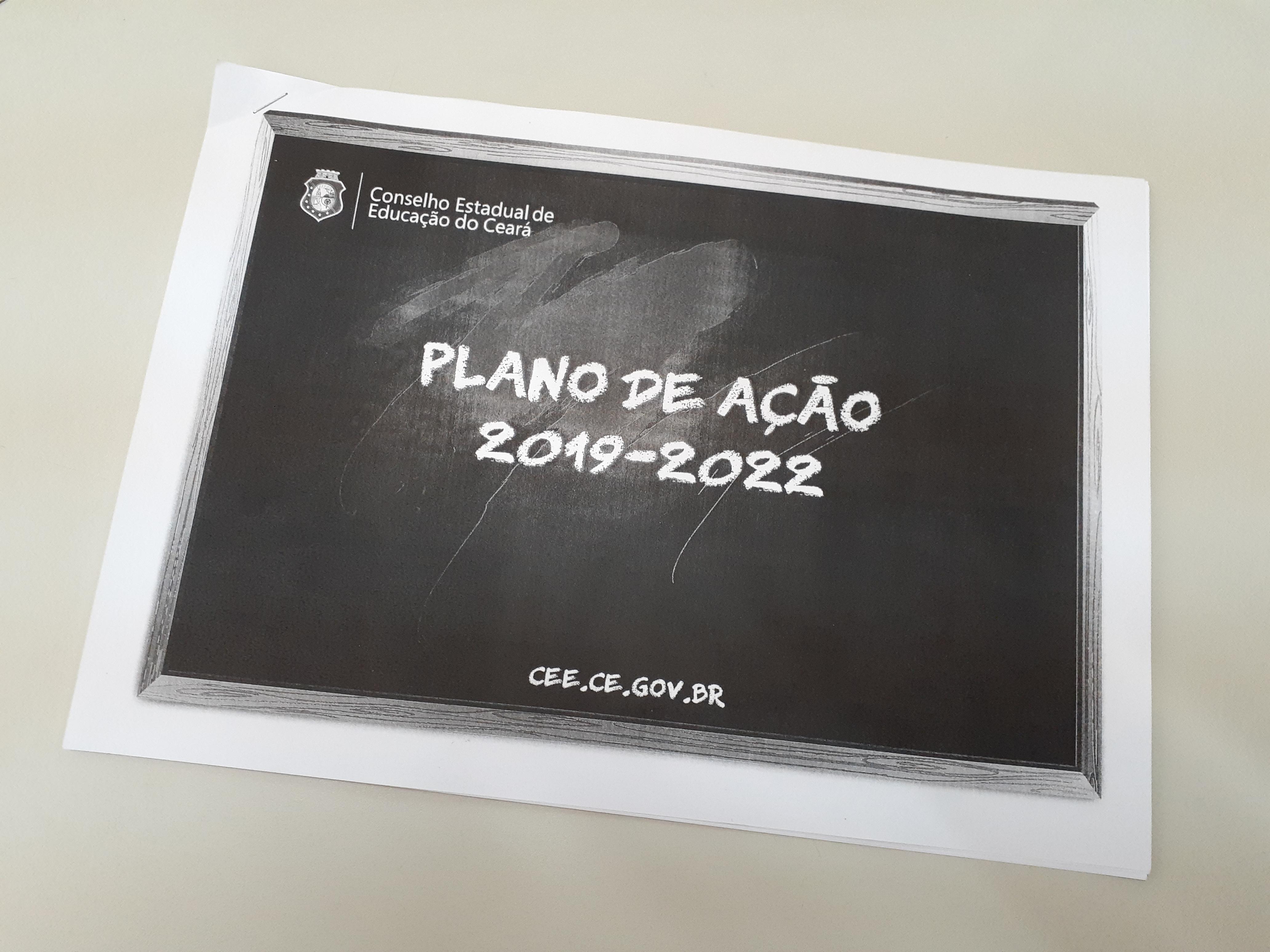 CEE elabora Plano de Ação para o quadriênio 2019-2022