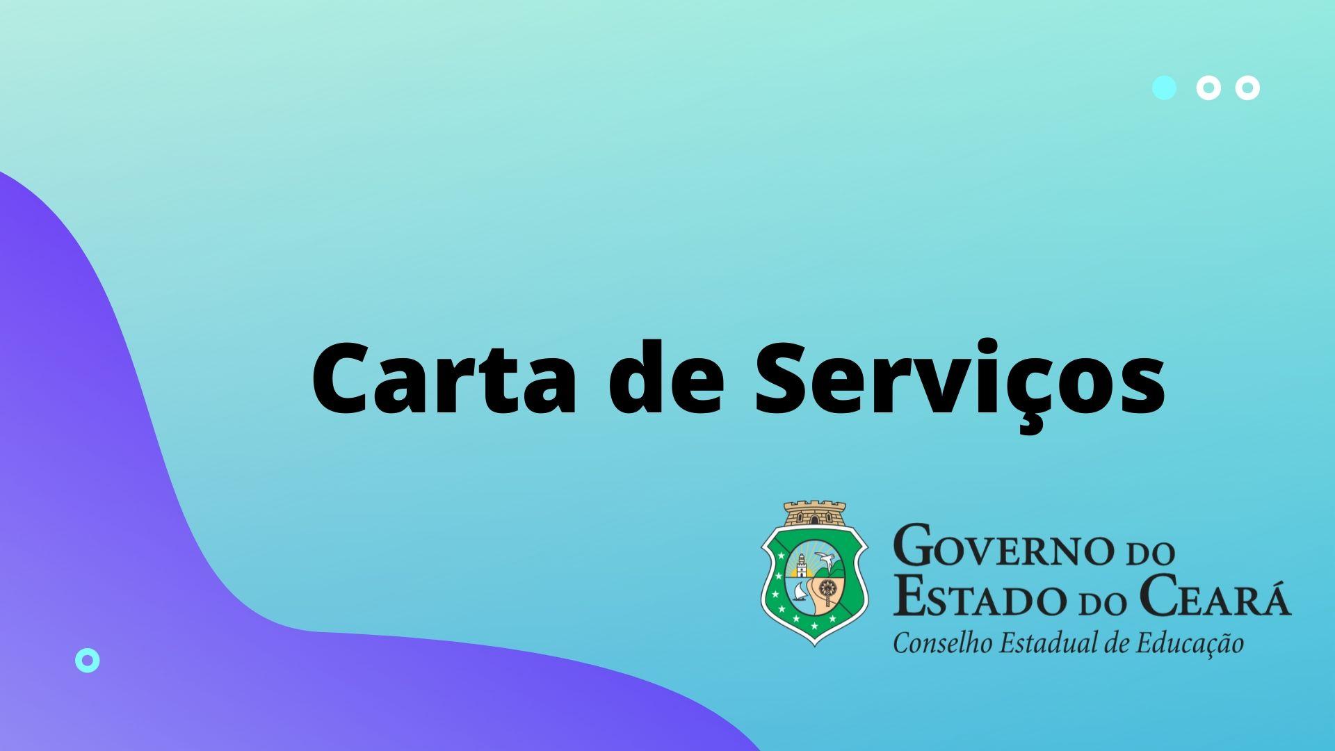 CEE disponibiliza Carta de Serviços
